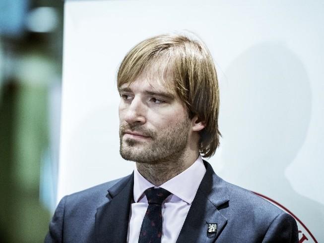 Bộ trưởng Y tế Cộng hòa Czech Adam Vojtech. Ảnh: CZECH RADIO
