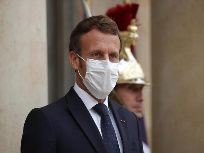 Tổng thống Pháp Emmanuel Macron đang phải đối mặt với sự chỉ trích từ các quốc gia Hồi giáo.