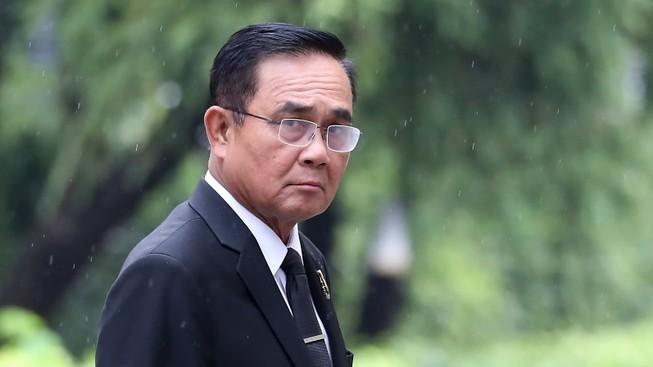 Thủ tướng Thái Lan Prayut Chan-o-cha. Ảnh: KOSARU MIMURA