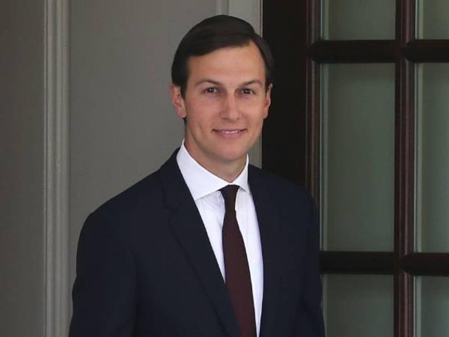 Cố vấn cấp cao Nhà Trắng và con rể Tổng thống Donald Trump - ông Jared Kushner.