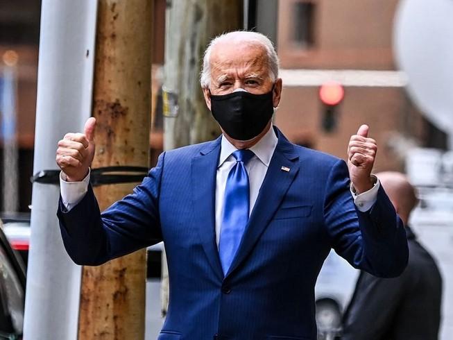 Tổng thống đắc cử Joe Biden. Ảnh: AFP