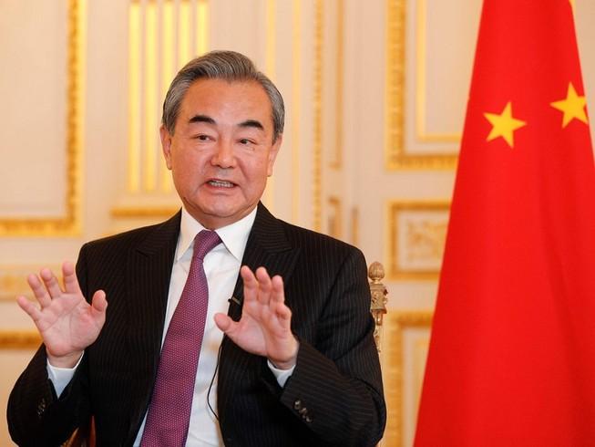 Bộ trưởng Ngoại giao Trung Quốc Vương Nghị. Ảnh: AFP