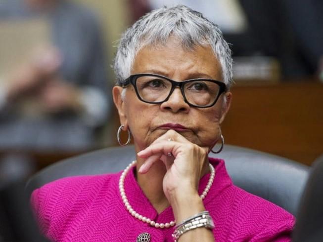 Nghị sĩ Bonnie Watson Coleman (có bệnh lý nền là ung thư phổi) đã nhiễm COVID-19 sau vụ bạo loạn ở Điện Capitol hôm 6-1. Ảnh: ABC NEWS