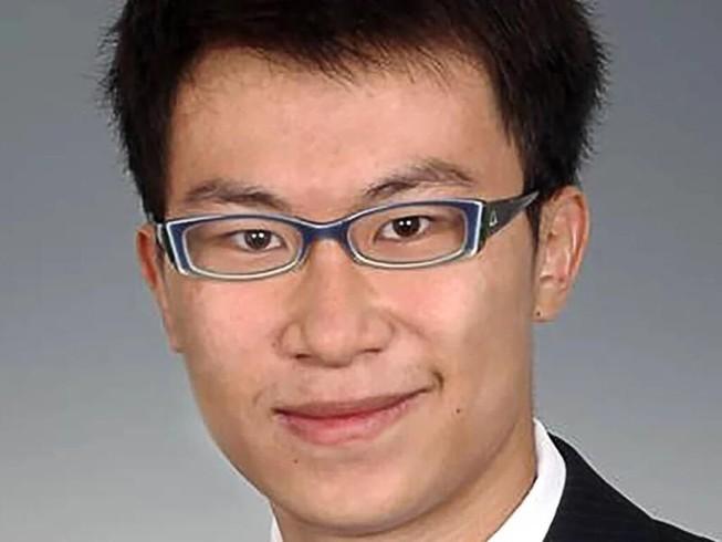 Du học sinh Trung Quốc Fan Yiran. Ảnh: TWITTER