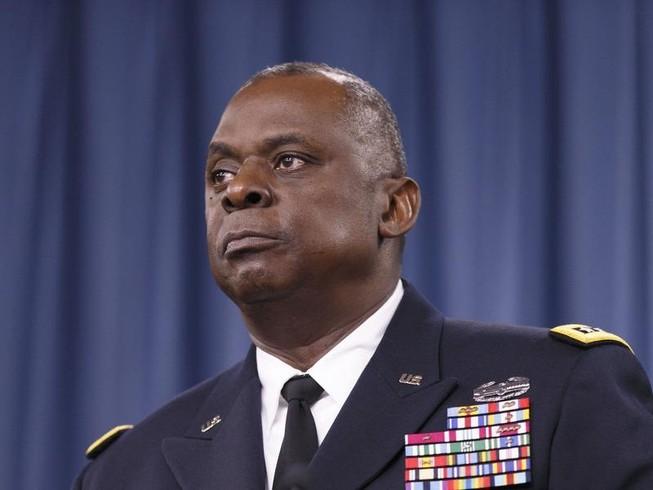 Tân Bộ trưởng Quốc phòng Mỹ Lloyd Austin.