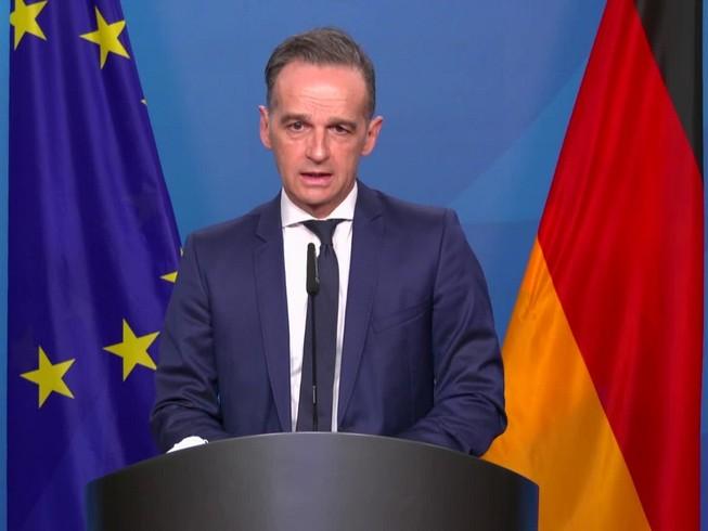 Ngoại trưởng Đức Heiko Maas. Ảnh: EU