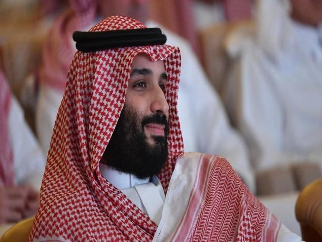 Thái tử Saudi Arabia Mohammed bin Salman. Ảnh: AFP