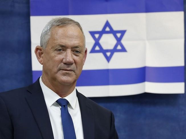 Bộ trưởng Quốc phòng Israel Benny Gantz. Ảnh: GETTY