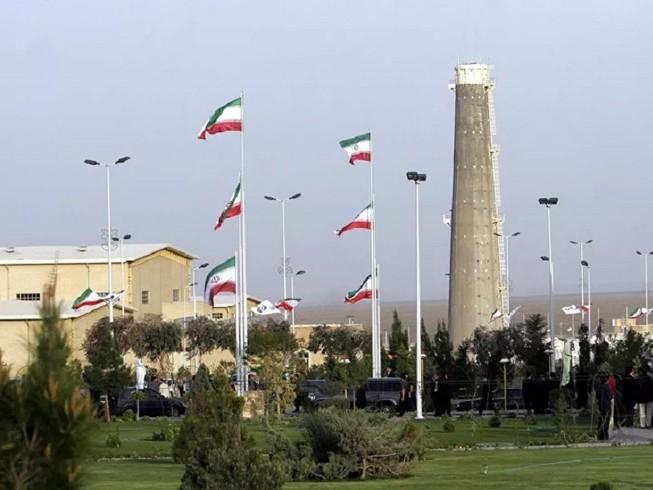 Một cơ sở hạt nhân của Iran, đặt tại TP Natanz. Ảnh: AP