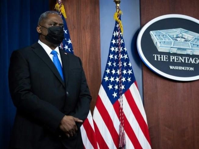 """Bộ trưởng Quốc phòng Mỹ Lloyd Austin cho biết Washington sẽ """"làm những gì cần thiết"""" để tự vệ trước các cuộc tấn công tên lửa ở Iraq."""