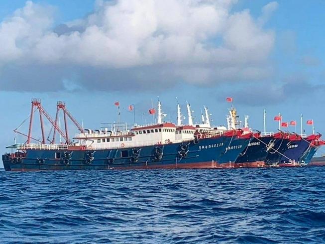 Mỹ tuyên bố 'rắn' với Trung Quốc về Philippines, Đài Loan. Ảnh: AP