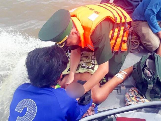Kiên Giang: 2 thuyền viên tử vong do ngạt khí