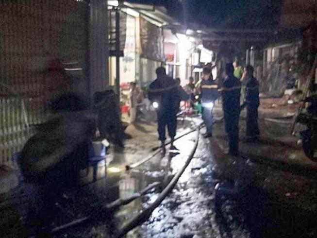 Phú Quốc: Đã xác định nhân thân hai tử thi trong vụ cháy