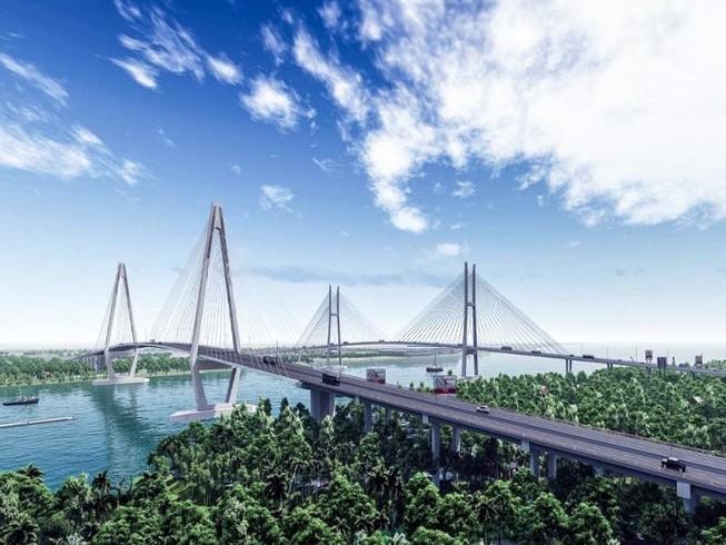 Khởi công dự án cầu Mỹ Thuận 2 tổng đầu tư hơn 5.000 tỉ đồng