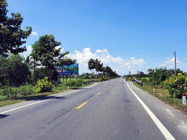 Kiến nghị mở rộng đường nối Vị Thanh - Cần Thơ giai đoạn 2