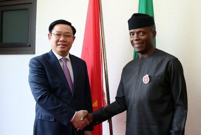 Nigeria và Việt Nam mong muốn đẩy nhanh hợp tác nông nghiệp
