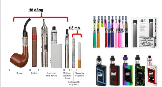 Xuất hiện thuốc lá mới, gia tăng nguy cơ ngộ độc nicotine