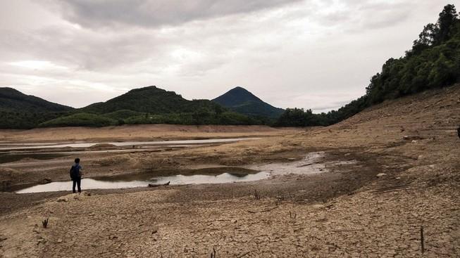 Từ tháng 3, Trung bộ bước vào khô hạn, thiếu nước