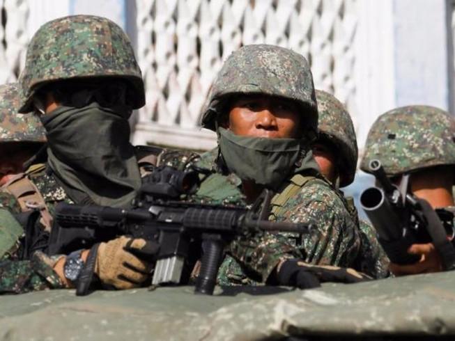Philippines lo IS đánh chiếm thêm thành phố mới