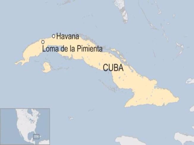 Máy bay quân sự Cuba rơi, tất cả quân nhân thiệt mạng