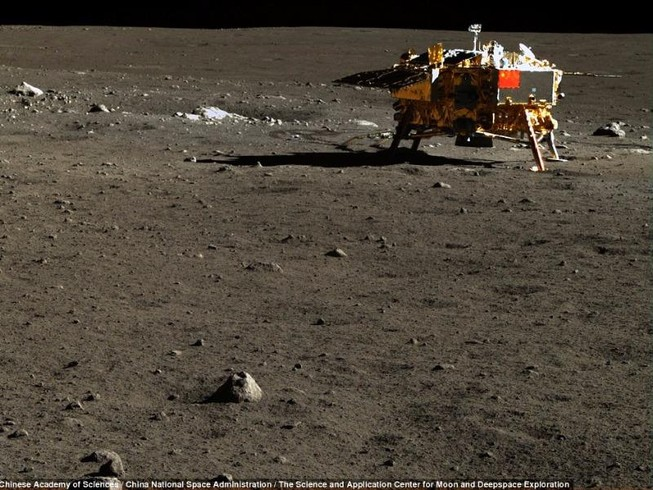 Trung Quốc sắp lên mặt trăng... trồng khoai tây