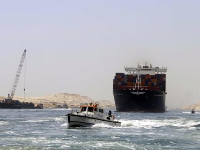 Bắt tàu Triều Tiên chở 30.000 khẩu súng đi Ai Cập
