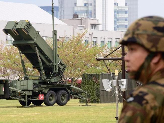 Nhật củng cố lá chắn 'tóm bắt' tên lửa Triều Tiên