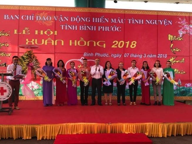 Bình Phước tổ chức Lễ hội Xuân hồng năm 2018