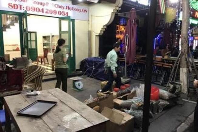 Giải cứu 2 du khách bị 'chặt chém' ở Hạ Long