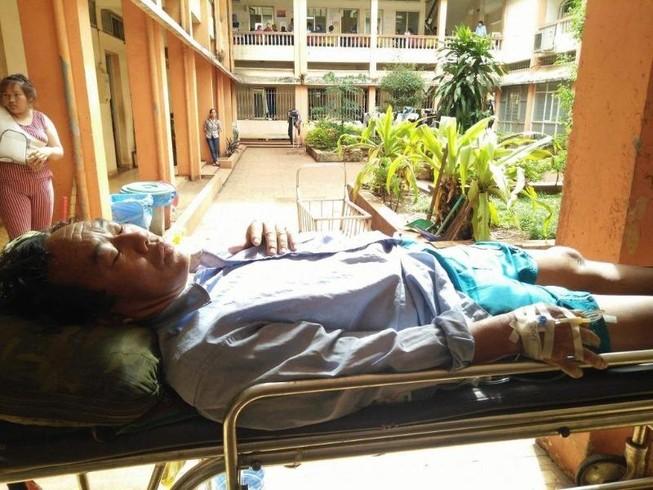 Đắk Lắk: 2 cha con bị bắn, chém trọng thương