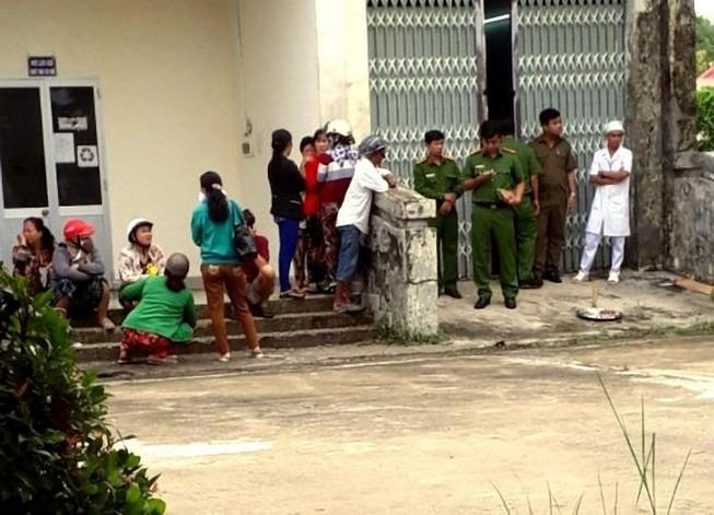 Một thanh niên bị đâm chết sau cuộc nhậu đêm