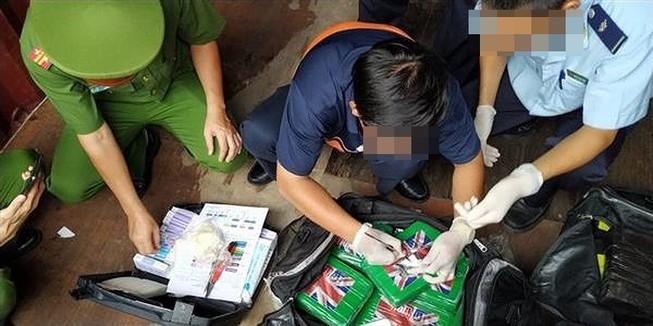 Thép Pomina 2 thông tin vụ 100 kg cocaine trong container
