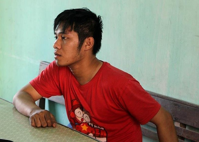 Kẻ cướp tiệm vàng ở Phú Yên đi mượn xe để gây án