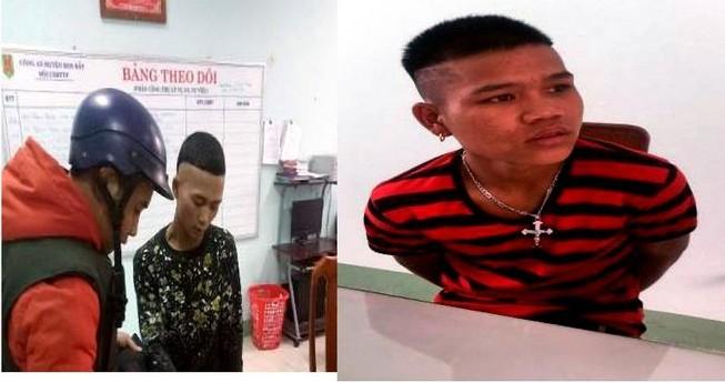 Bắt 2 người nghi thực hiện vụ cướp ở đèo Măng Đen