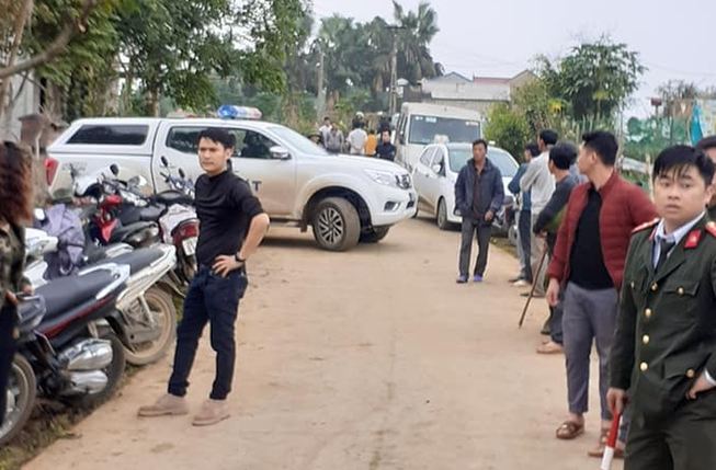 Thảm án ở Thái Nguyên: Danh tính 5 người bị chém tử vong