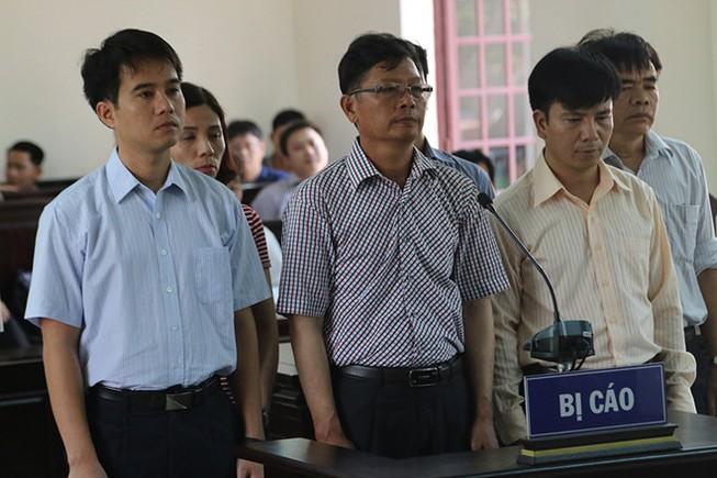 Cựu lãnh đạo Công ty bọc ống dầu khí Việt Nam ra tòa