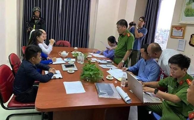 Công an bắt CEO Alibaba Nguyễn Thái Luyện và em trai