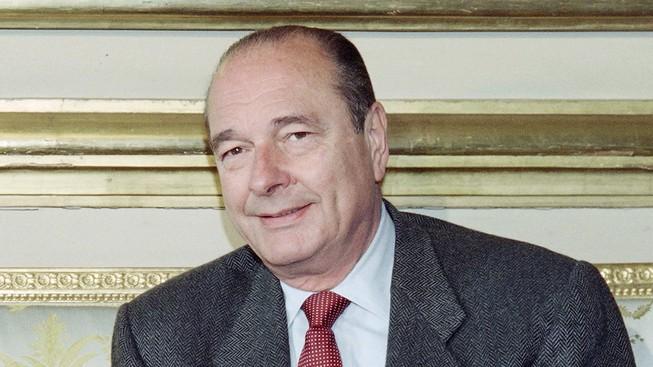 Cựu Tổng thống Pháp Jacques Chirac qua đời ở tuổi 86