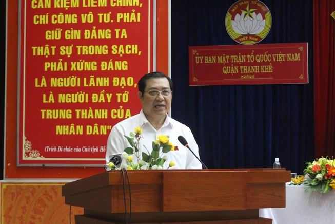 Chủ tịch Đà Nẵng nói về việc ông bị trung ương kỷ luật