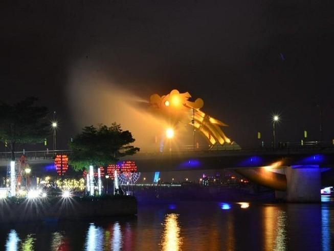 Cầu Rồng tạm dừng phun lửa trong thời gian có dịch COVID-19