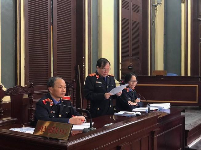 Phó thống đốc NHNN Đặng Thanh Bình bị đề nghị 4-5 năm tù