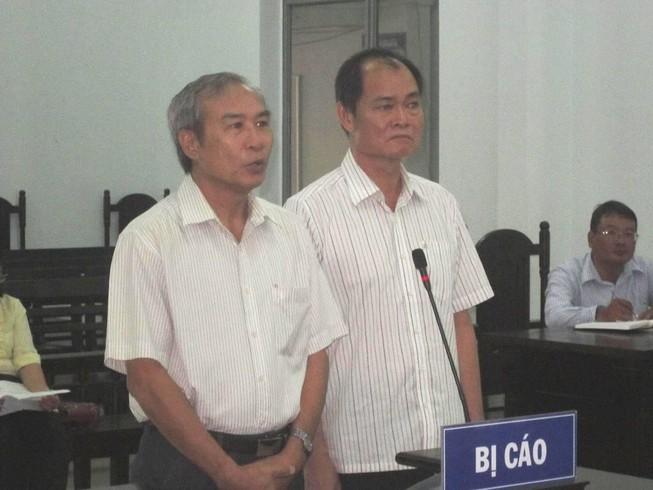 Nguyên trưởng và phó ban quản lý vịnh Nha Trang lãnh án