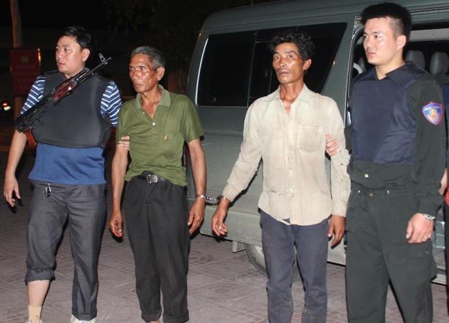 Bắt 2 trùm ma túy trốn truy nã 19 năm