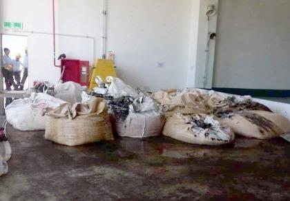 Chưa có công ty nào xử lý được rác thải nguy hại của Formosa