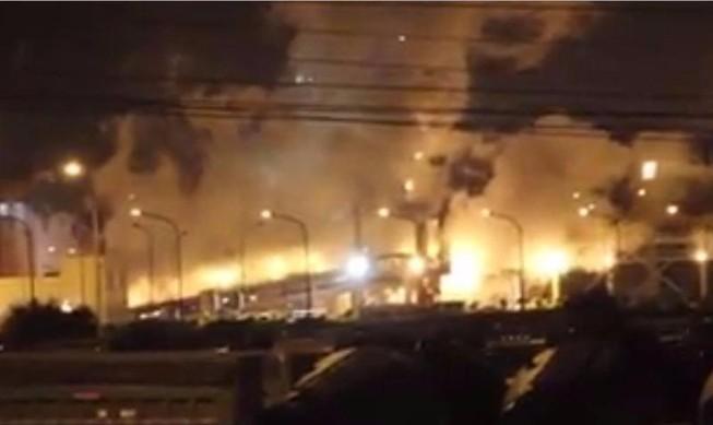 Hà Tĩnh thông tin nguyên nhân ban đầu vụ nổ ở Formosa