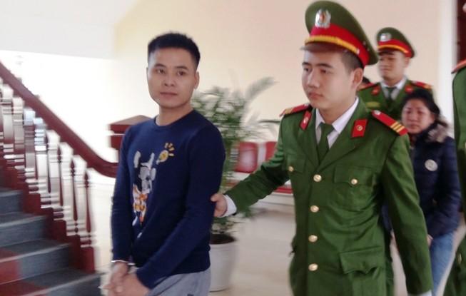 Cặp đôi buôn cả cháu họ sang Trung Quốc