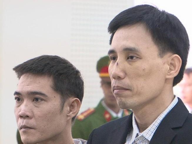 Phạt Hoàng Đức Bình 14 năm tù cho 2 tội danh
