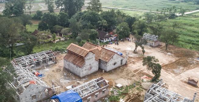 Hỏa tốc yêu cầu báo cáo vụ xây chùa triệu USD lấn đất Đền Hữu