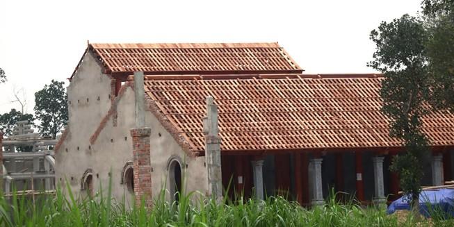 Vụ xây chùa lấn đất: Yêu cầu 4 sở cùng vào cuộc