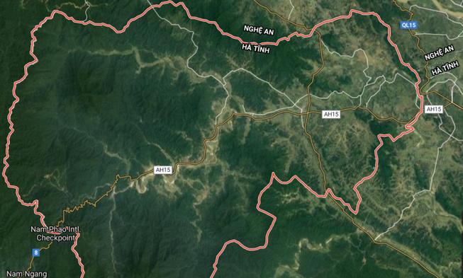 Xảy ra động đất trong đêm ở miền núi Hà Tĩnh